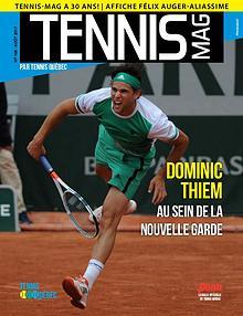 Tennis-mag #108 - Août 2017