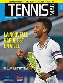 Tennis-mag #115 - Août 2019