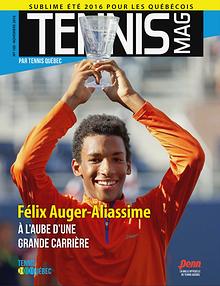 Tennis-mag no 105 - Novembre 2016