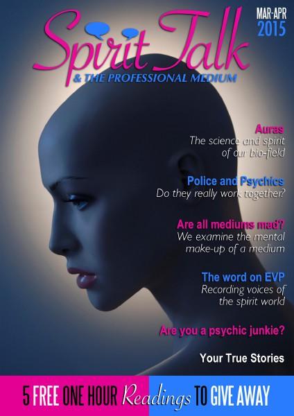 Spirit Talk & The Professional Medium Issue 2