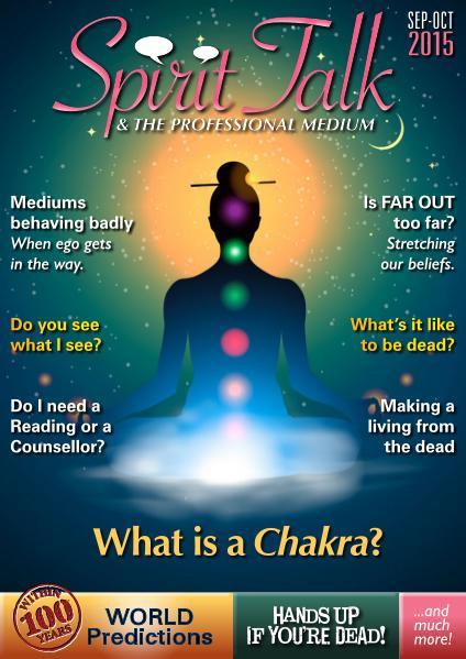 Spirit Talk & The Professional Medium Issue 5