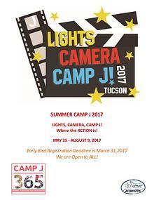 Summer Camp Brochure 2017