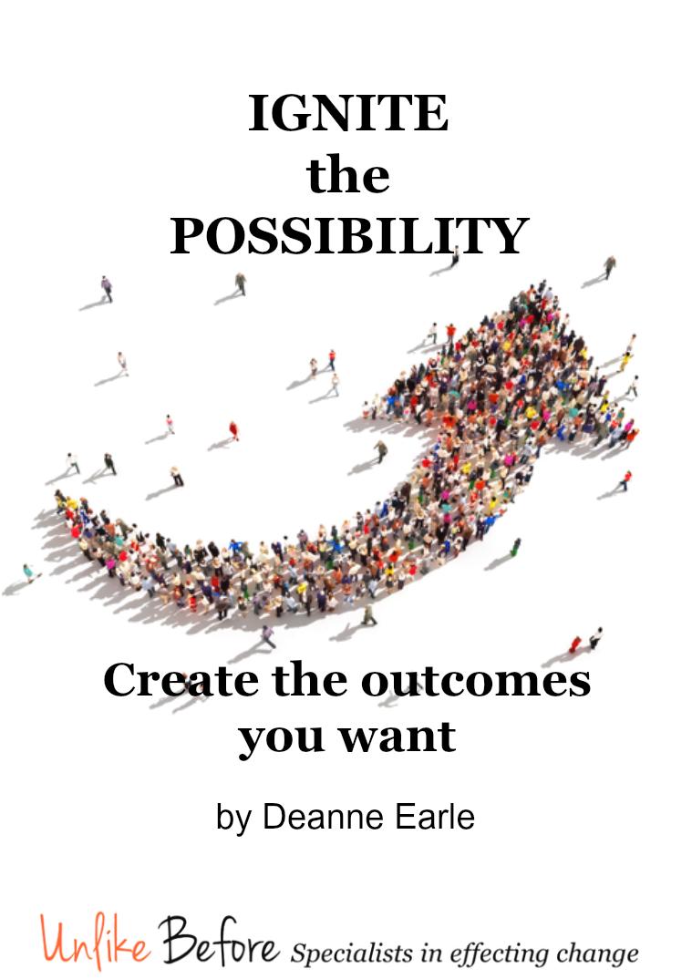 Ignite the Possibility eBook
