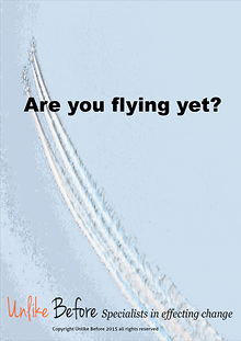 Are you flying yet?