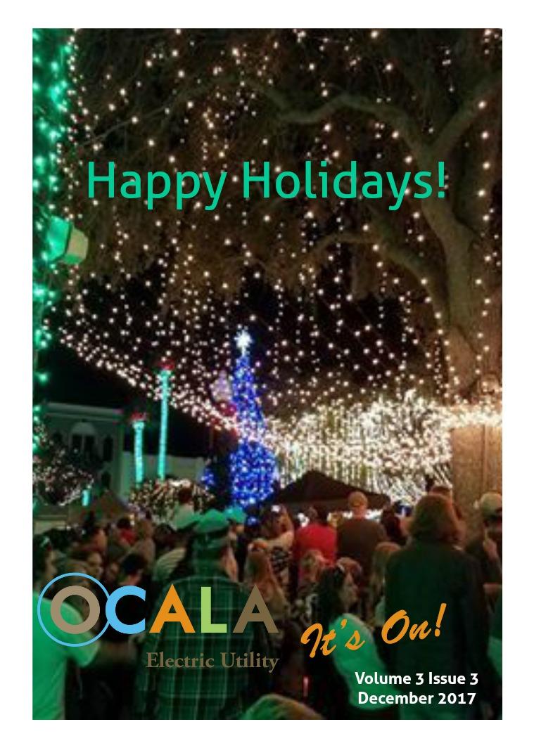Ocala Electric Utility Volume 3 Issue 3