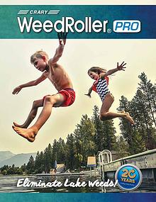 WeedRoller PRO Literature