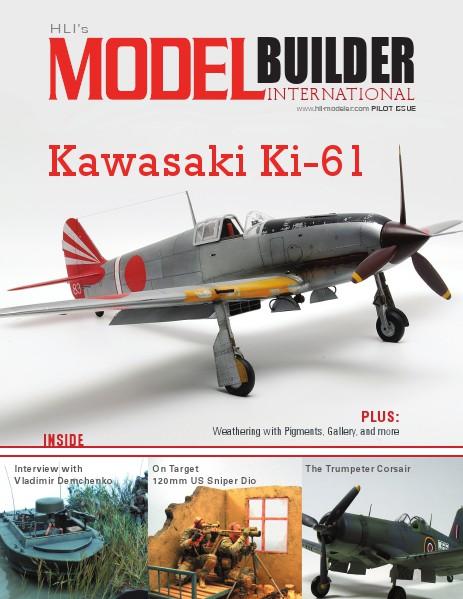 Model Builder International Pilot Issue Model Builder International Pilot Issue