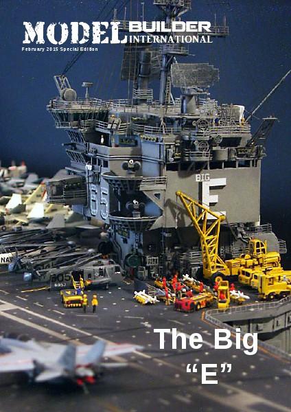 Model Builder International Feb. 2015 Vol. 1 Issue 1 MBI Feb. 2015 Special Edition