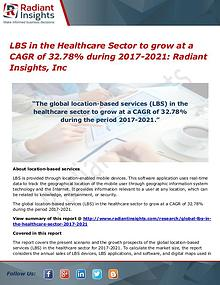 LBS in the Healthcare Sector to Grow at a CAGR of 32.78% During 2020