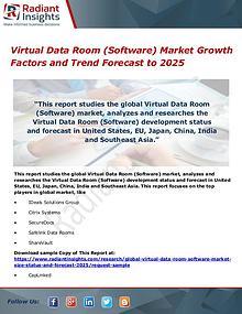 Virtual Data Room (Software) Market 2025