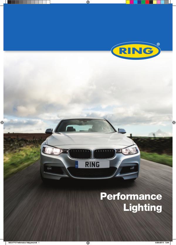 FDrive Ring performance bulbs