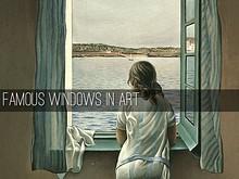 Famous Windows In Art