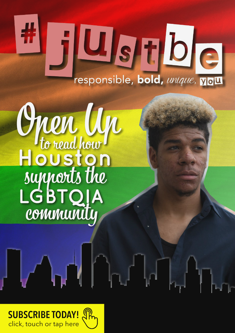 #JustBe Magazine June 2016