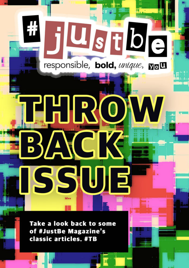 #JustBe Magazine August 2016