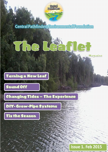 The Leaflet Feb 2015 - Issue 1