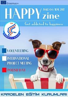 Happyzine Issue 3