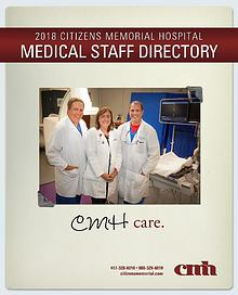 Citizens Memorial Hospital Medical Staff Directory