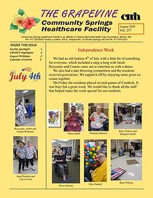 Community Springs Healthcare Facility