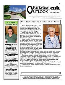 Parkview Outlook