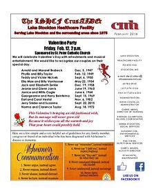 Lake Stockton Healthcare Facility eNewsletter