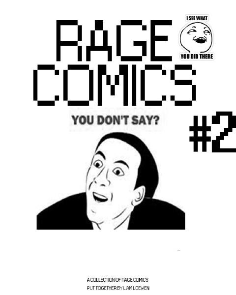 Rage Comics Weekly #2