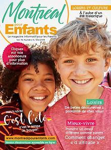 Montréal pour Enfants