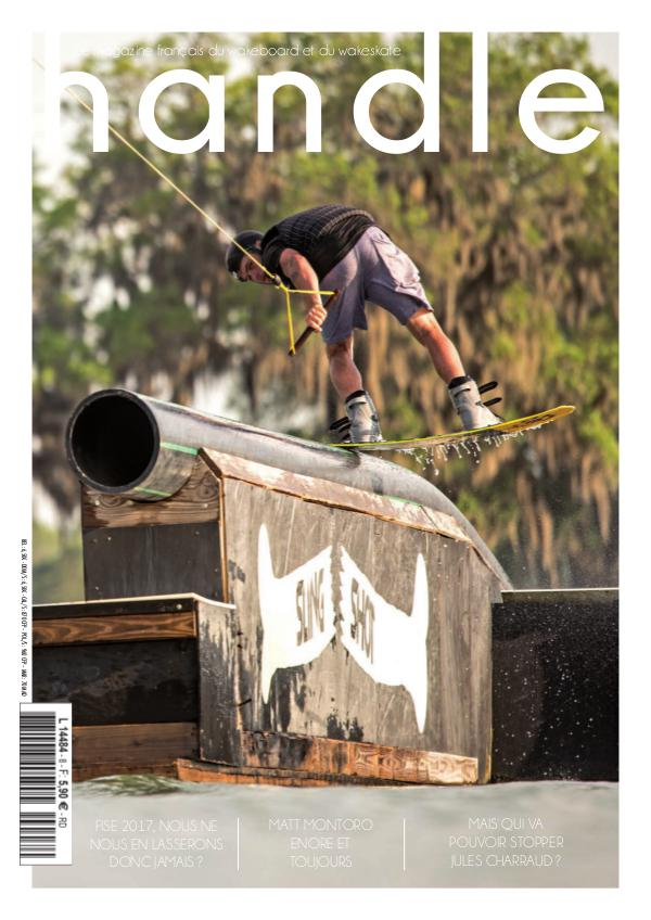HANDLE WAKEBOARD MAGAZINE #8