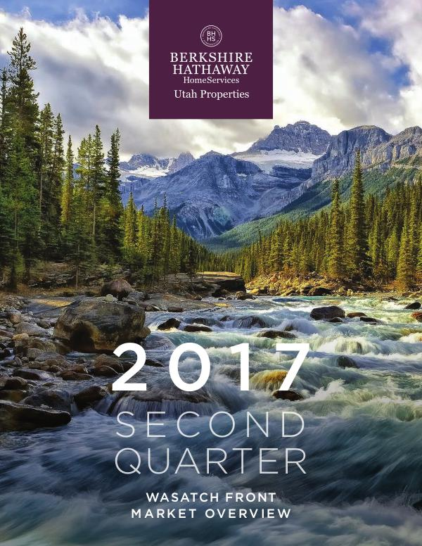 Wasatch Front Market Reports WF_Q2 2017