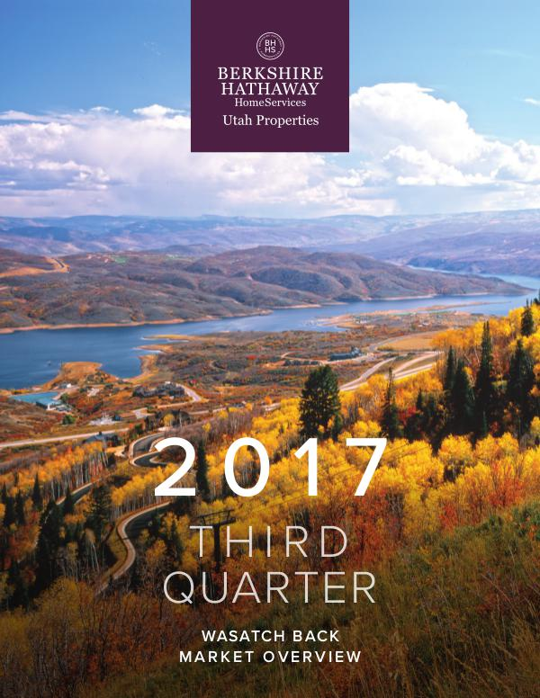 Park City and Heber Valley Market Report WB_Q3 2017_FINAL