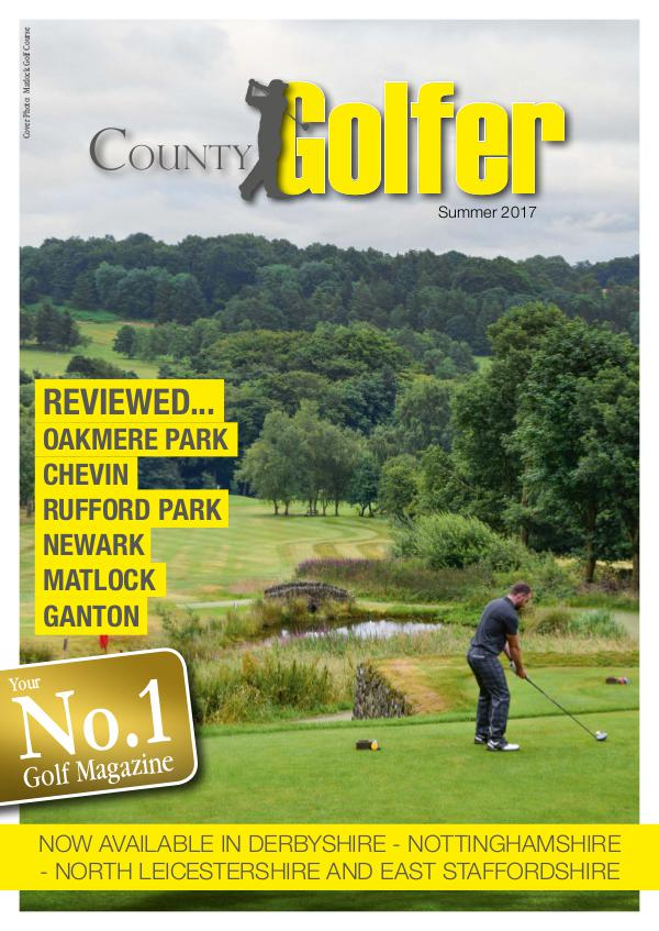County Golfer Magazine Summer 2017
