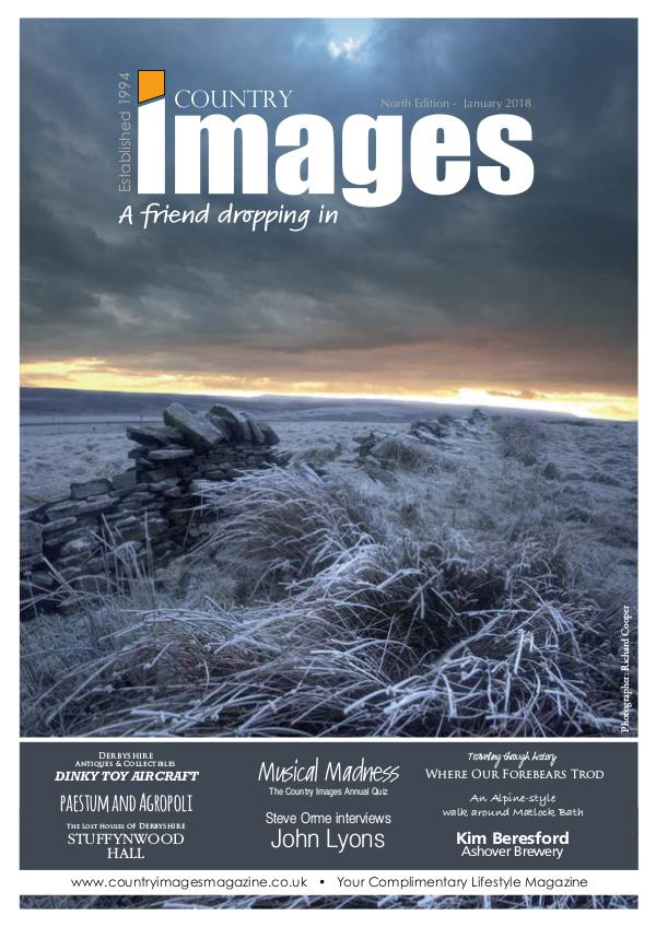 Country Images Magazine North January 2018