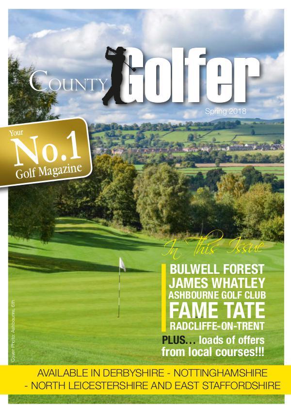 County Golfer Magazine 2018 Spring
