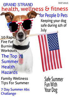 Health, Wellness and Fitness for People & Pets