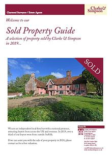 Sold Property Guide 2019