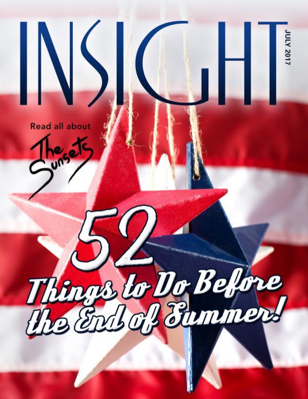 INSIGHT Magazine July 2017