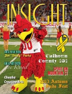 INSIGHT Magazine September 2013
