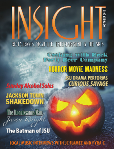 INSIGHT Magazine October 2013