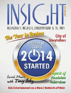 INSIGHT Magazine January 2014