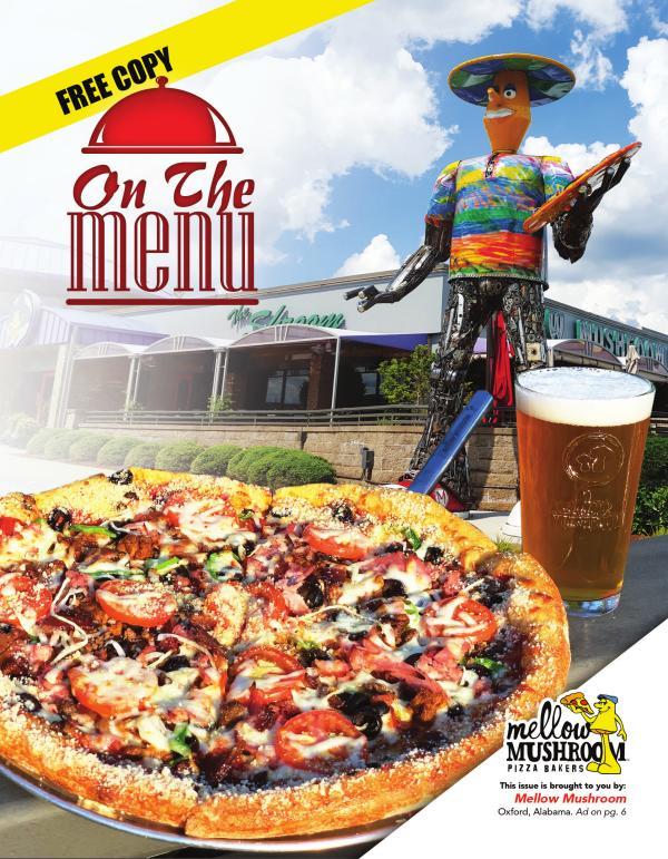 On The Menu On The Menu Calhoun County 12th Edition