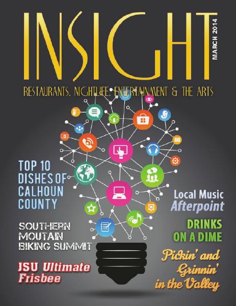 INSIGHT Magazine March 2014
