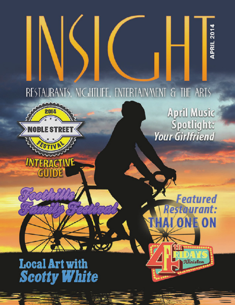 INSIGHT Magazine April 2014