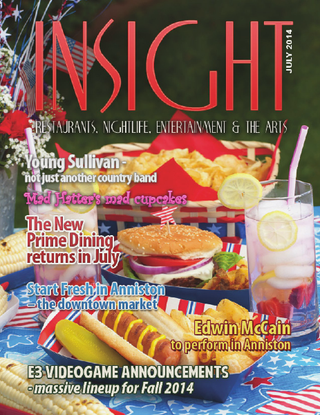 INSIGHT Magazine July 2014