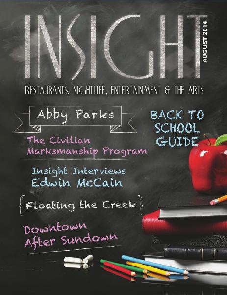 INSIGHT Magazine August 2014