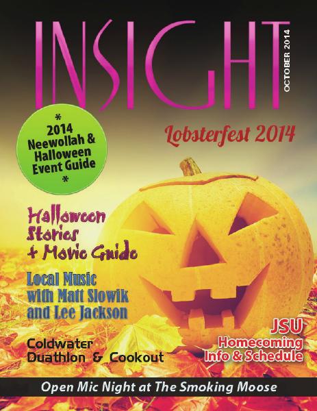 INSIGHT Magazine October 2014