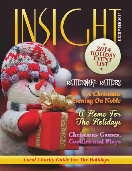 INSIGHT Magazine December 2014