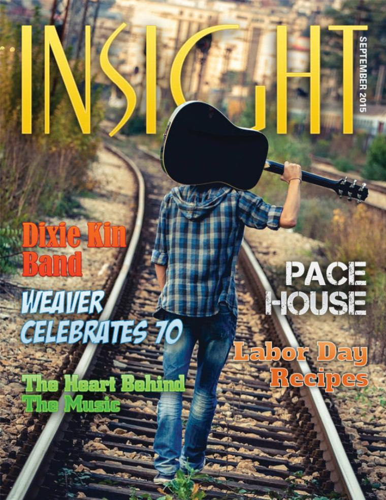 INSIGHT Magazine September 2015
