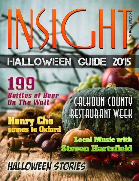 INSIGHT Magazine October 2015