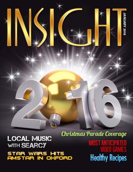 INSIGHT Magazine January 2016