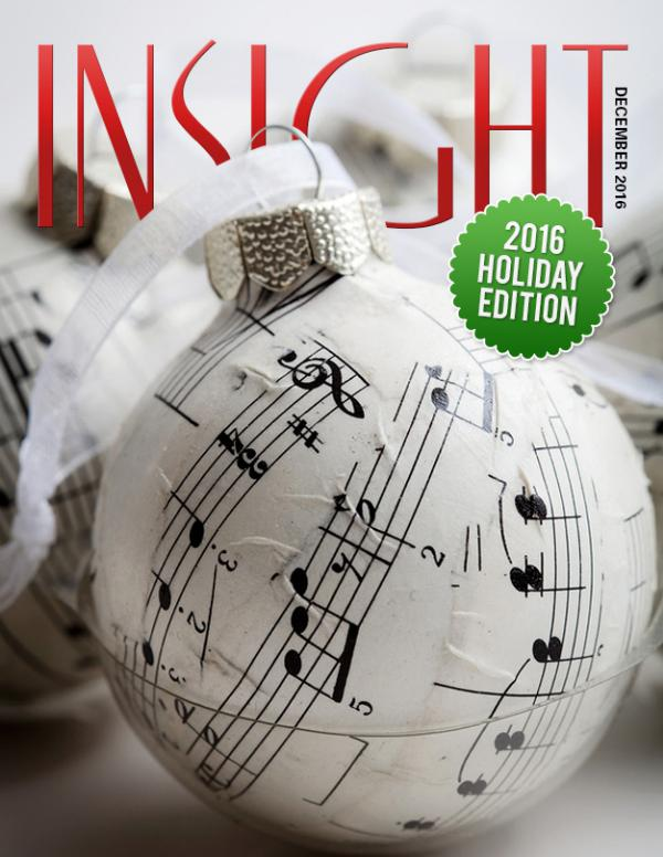 INSIGHT Magazine December 2016