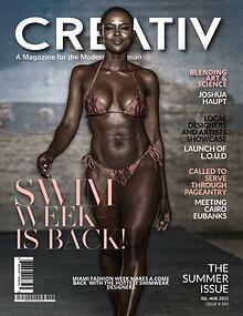 CREATIV Magazine JUL - AUG 2021